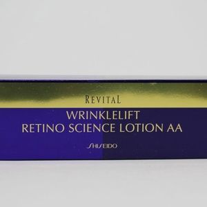 Shiseido Revital Wrinklelift Retino Science Lotion